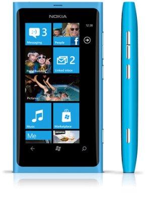 5-point review: Nokia Lumia800