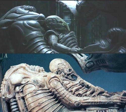 Alien Movie: Prometheus Inconsistent With Alien? Not Really.