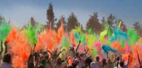 We are one. We are none. Holi One.