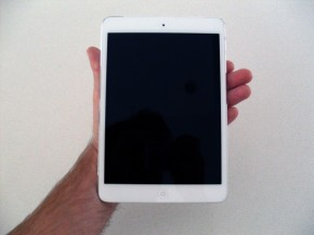 "iPad Mini: No ""Size Matters"" Jokes Here"
