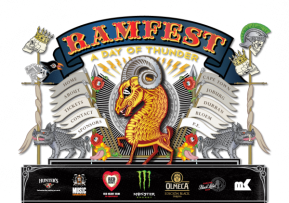 P Blood goes to RAMfest DBN 2013