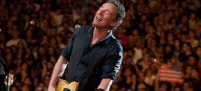 Bruce Springsteen and the E Street Band in South Africa